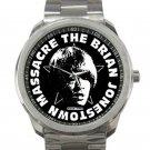 Brian Jonestown Massacre Unisex Sport Metal Watch