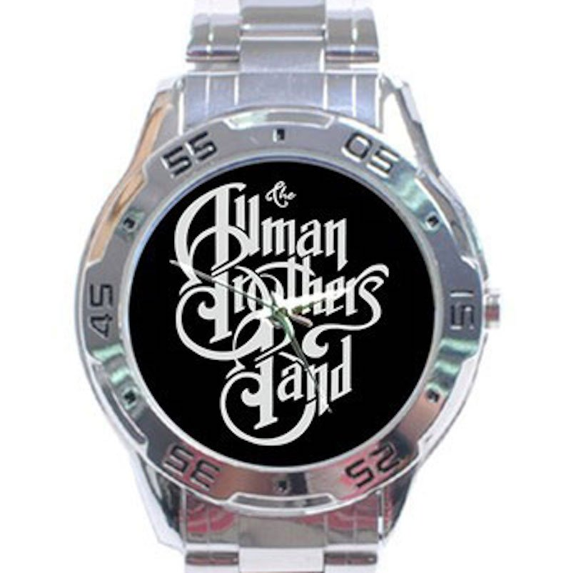 Allman Brothers Band Stainless Steel Analogue Watch