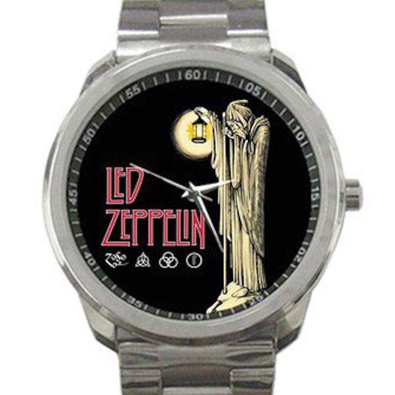 Led Zeppelin - Hermit Unisex Sport Metal Watch