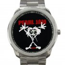 Pearl Jam - Stickman Unisex Sport Metal Watch