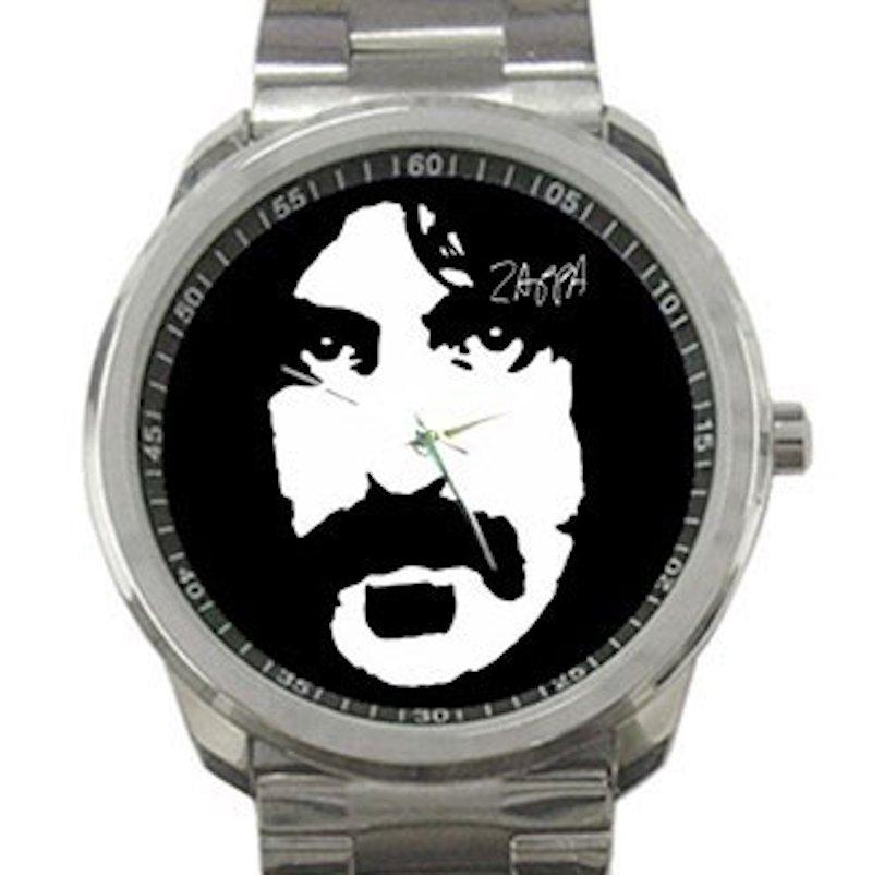 Frank Zappa Unisex Sport Metal Watch