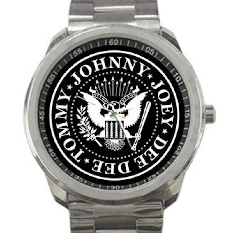 Ramones Unisex Sport Metal Watch