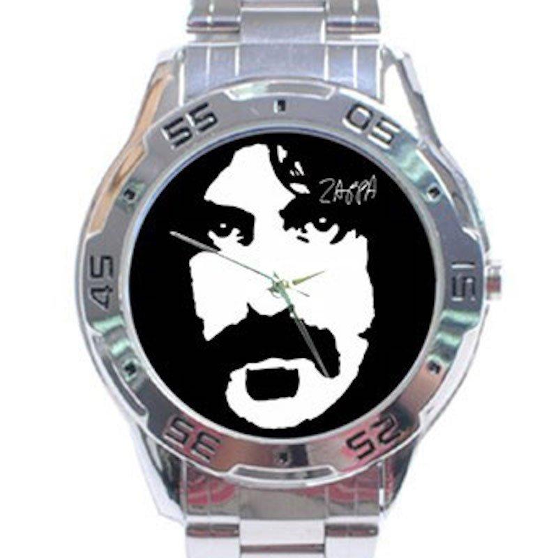 Frank Zappa Analogue Watch Stainless Steel Analogue Watch