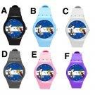 Funny Calvin & Hobbes High Quality ICE Style Sports Watch-6 Colours To Choose