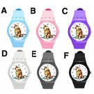 Calvin & Hobbes So Loving High Quality ICE Style Sports Watch-6 Colours To Choose