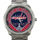 2018 Washington Capitals Stanley Cup Champions Unisex Sport Metal Watch