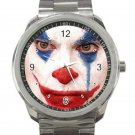 Joker's Face 2019 Movie Unisex Sport Metal Watch