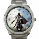 Assassin's Creed: The Ezio Collection Unisex Sport Metal Watch