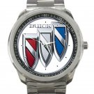 Buick Car Logo Unisex Sport Metal Watch