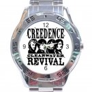 Creedence Clearwater Revival Stainless Steel Analogue Watch