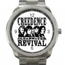 Creedence Clearwater Revival Unisex Sport Metal Watch