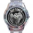 Deftones Diamond Eyes Stainless Steel Analogue Watch