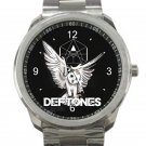 Deftones Tribute - Diamond Eyes Unisex Sport Metal Watch