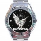 Deftones Tribute - Diamond Eyes Stainless Steel Analogue Watch