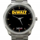 DeWalt Logo Unisex Sport Metal Watch