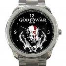 God Of War Kratos Unisex Sport Metal Watch