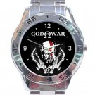 God Of War Kratos Unisex Stainless Steel Analogue Watch