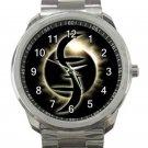 Heroes Helix Symbol Unisex Sport Metal Watch