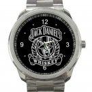 Jack Daniel's Whiskey Unisex Sport Metal Watch