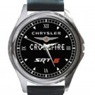 Chrysler Crossfire SRT 6 Unisex Round Silver Metal Watch