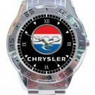 Classic Chrysler 300 C Muscle Car Unisex Stainless Steel Analogue Watch