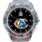 New NFL Chicago Bears Unisex Stainless Steel Analogue Watch