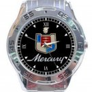 Classic 1956 Mercury Car Unisex Stainless Steel Analogue Watch