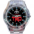 New Toyota TRD Racing Unisex Stainless Steel Analogue Watch