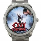 Ozzy Osbourne Scream Unisex Sport Metal Watch