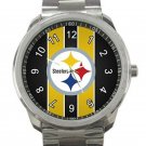 Pittsburgh Steelers Unisex Sport Metal Watch