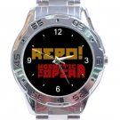 Repo The Genetic Opera Unisex Stainless Steel Analogue Watch