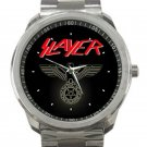 Slayer Music Band Unisex Sport Metal Watch