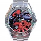 Spectacular Spider-Man Unisex Stainless Steel Analogue Watch