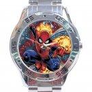 Generator Rex Vs Spider-Man Unisex Stainless Steel Analogue Watch