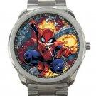 Generator Rex Vs Spider-Man Unisex Sport Metal Watch