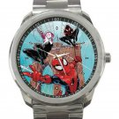 Spider-Man A New Beginning Unisex Sport Metal Watch