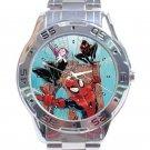 Spider-Man A New Beginning Unisex Stainless Steel Analogue Watch