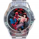 Spider-Man Comic #1 Unisex Stainless Steel Analogue Watch