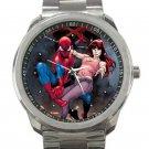 Spider-Man Comic #1  Unisex Sport Metal Watch