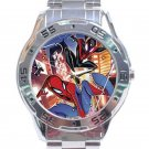 Marvel Action Spider-Man Unisex Stainless Steel Analogue Watch