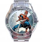Amazing Spider-Man Vol. 10: New Avengers Unisex Stainless Steel Analogue Watch
