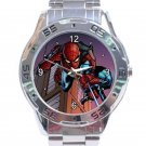 Amazing Spider-Man Cinematic Infinite Digital Image Unisex Stainless Steel Analogue Watch