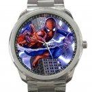 Lightning Spider-Man Unisex Sport Metal Watch