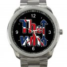 The Who Band Logo 2019 Unisex Sport Metal Watch