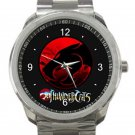 ThunderCats Animated Series Red Logo Unisex Sport Metal Watch