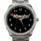 ThunderCats Animated Series Logo Unisex Sport Metal Watch