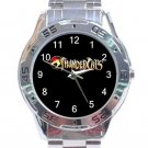 ThunderCats Animated Series Logo Unisex Stainless Steel Analogue Watch