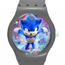 Sonic the Hedgehog Movie ICE Style Round TPU Medium Sports Watch-Grey