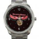 Atlanta Hawks NBA Unisex Sport Metal Watch