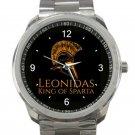 Leonidas King Of Sparta Unisex Sport Metal Watch